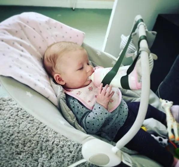 Baby bottle on demand