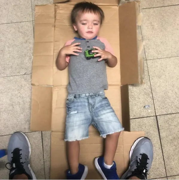 Cardboard Changing