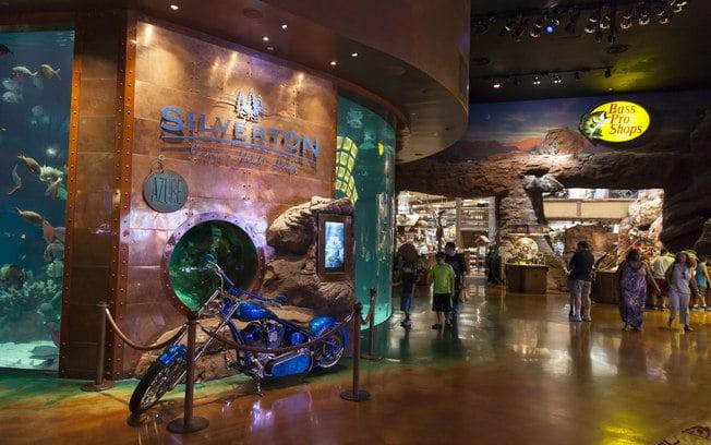 Casino Hotel Aquarium