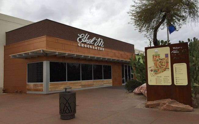 Ethel M Chololates Factory