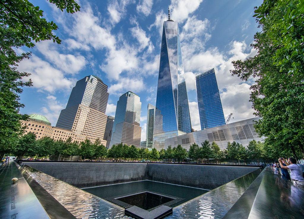 National September 11 Memorial, New York