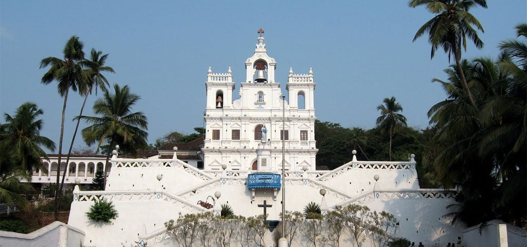 The Church of Our Lady of Immaculate Conception, Goa