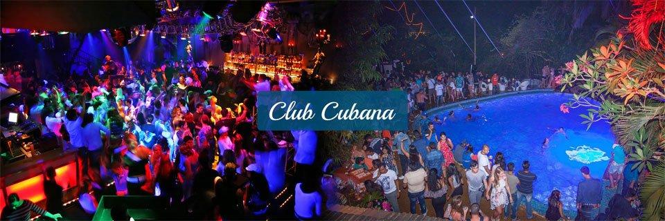 Club Cubana, Goa